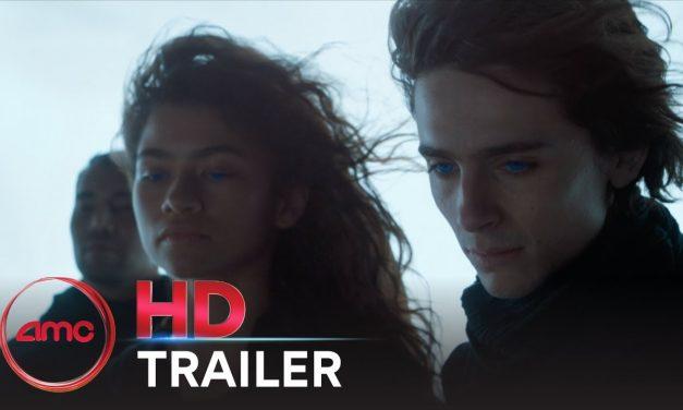DUNE – Final Trailer (Timothée Chalamet, Oscar Isaac, Zendaya, Rebecca Ferguson) | AMC Theatres 2021