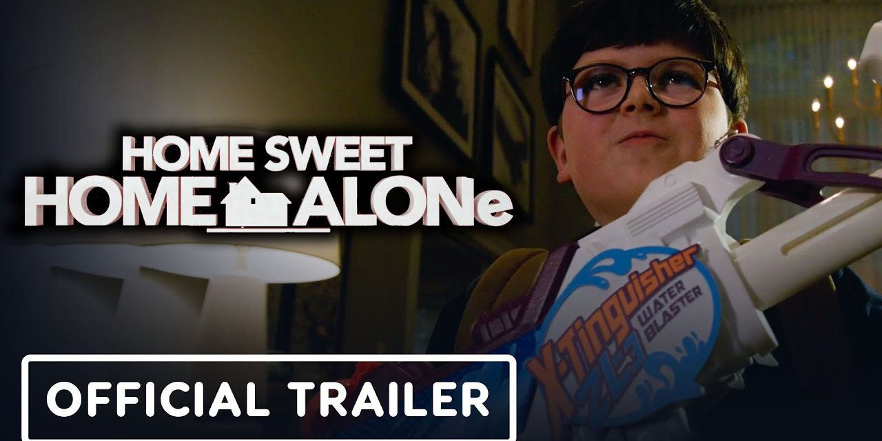 Home Sweet Home Alone – Official Trailer (2021) Ellie Kemper, Rob Delaney, Archie Yates