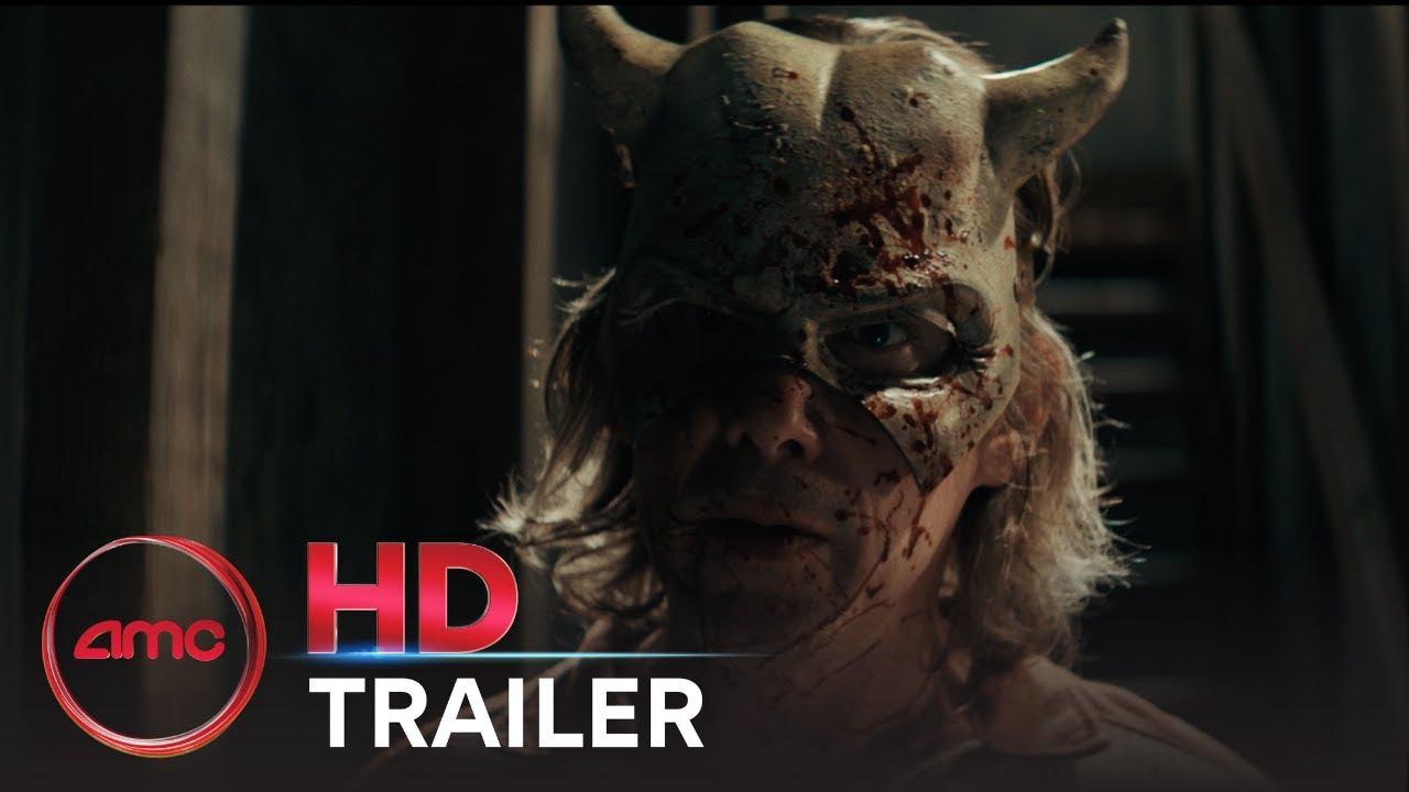 THE BLACK PHONE – Debut Trailer (Ethan Hawke, Mason Thames, Madeleine McGraw) | AMC Theatres 2021