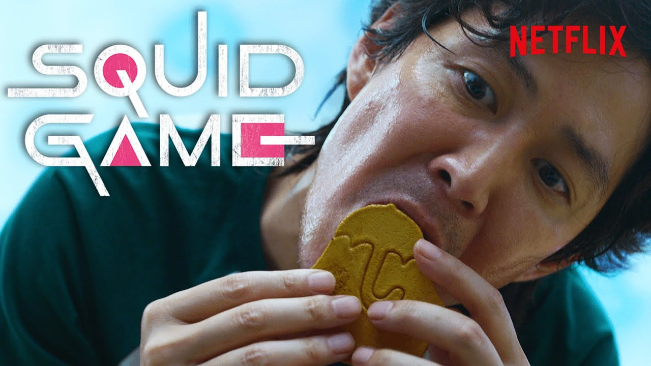 🔴 Squid Game But It's Seong Gi-hun Endlessly Licking the Honeycomb | Netflix