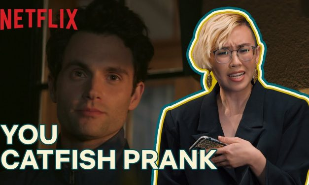 Would You Fall For A Joe Goldberg Catfish? | Flirting With The Enemy – You | Netflix